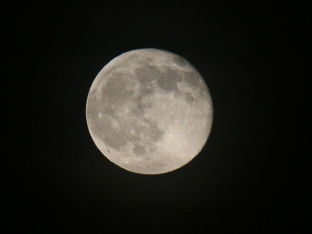 Mann im Mond...