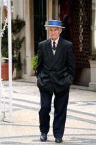 Mann in Lissabon
