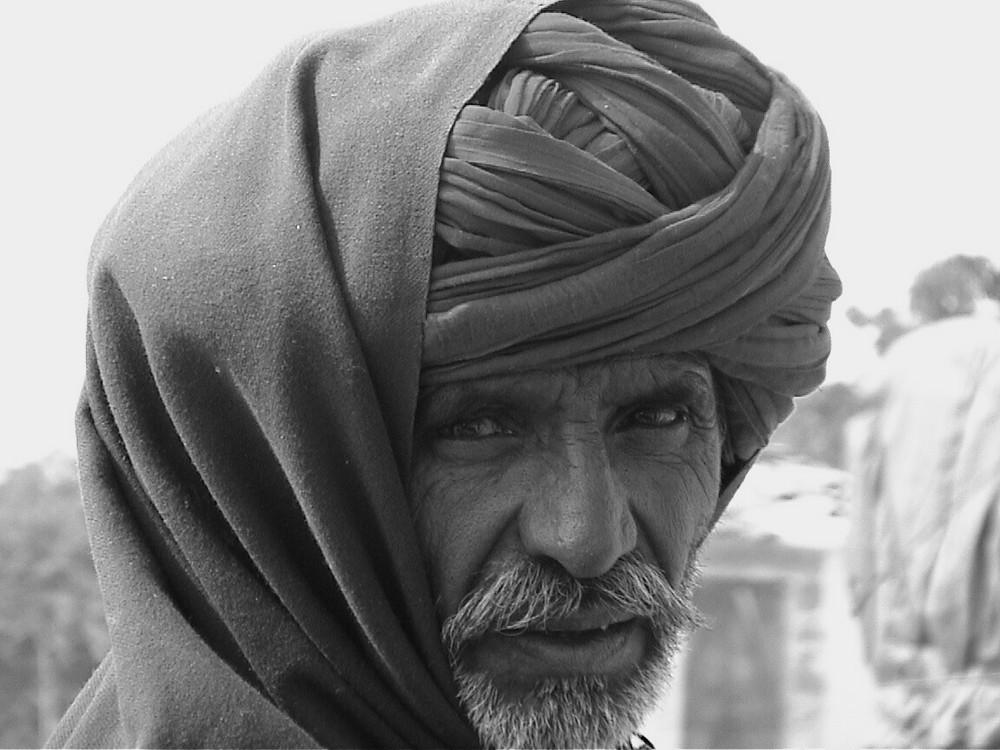 Mann in Pushkar