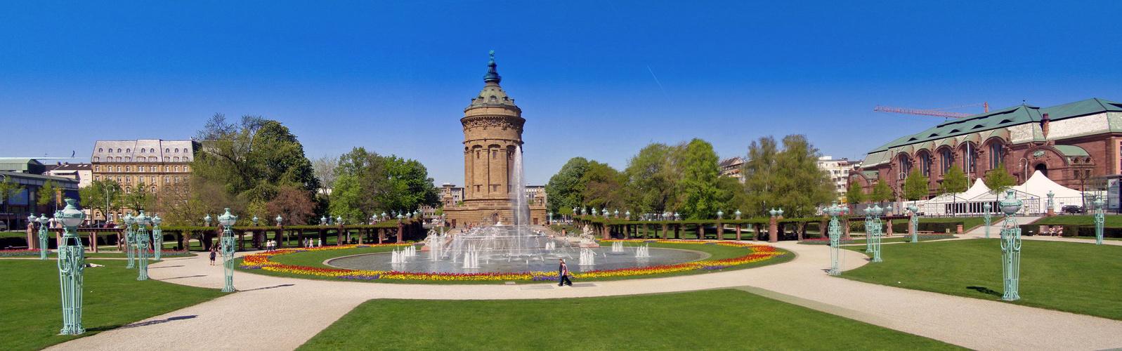 Mannemer Wasserturm
