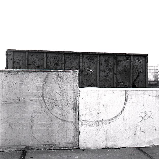 Mannheim analog - im Hafen 2