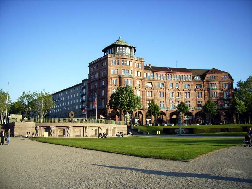 Mannheim Augustaanlage 3