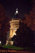 Mannheim bei Nacht