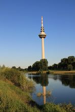 Mannheim bei Tag