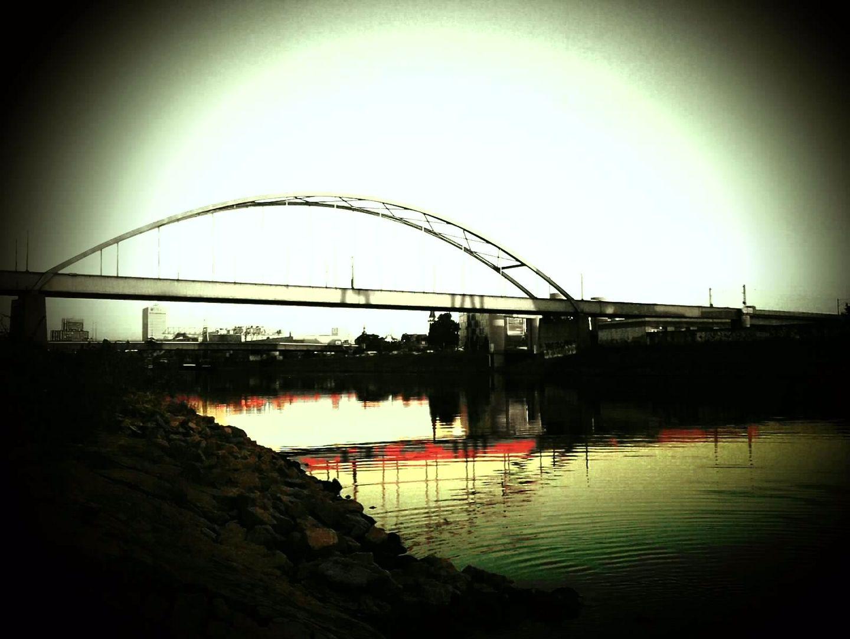 Mannheim Eisenbahnbrücke