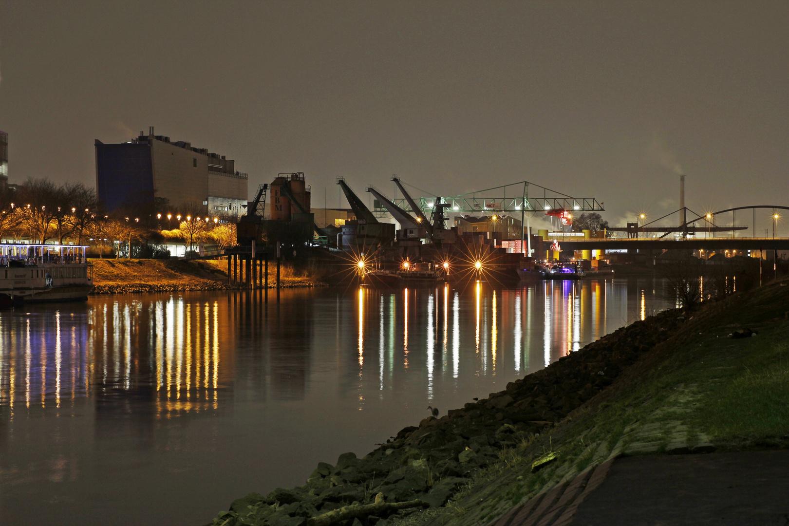 Mannheim @ Night