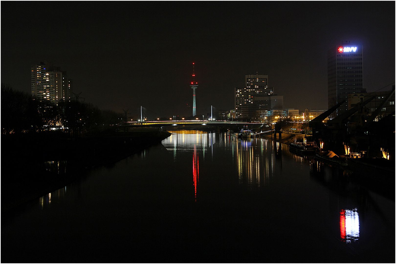 Mannheim Waterfront II