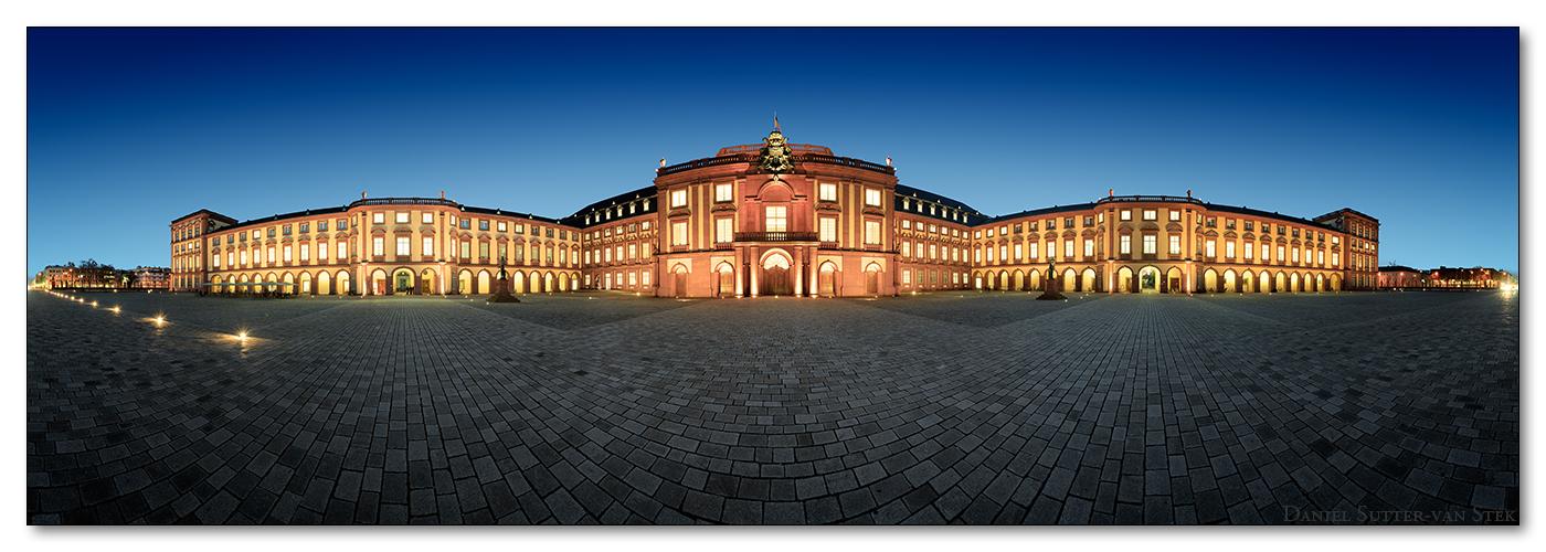 Mannheimer Barock Schloss