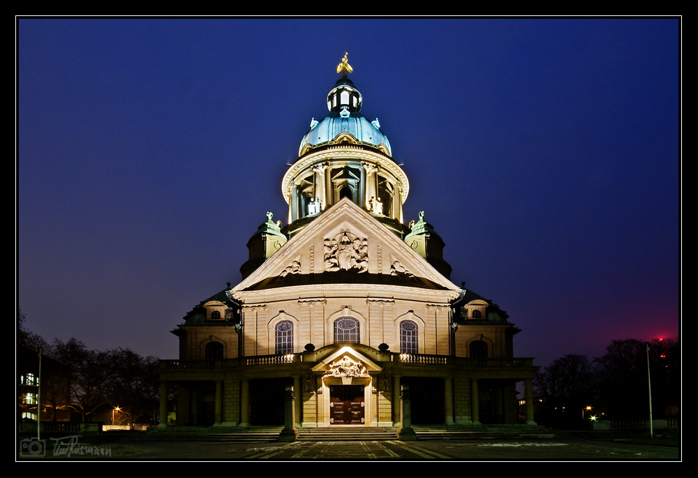 mannheimer christus-kirche