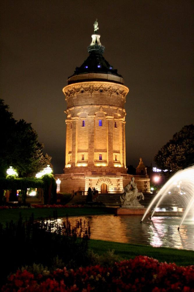 Mannheimer Wasserturm 2