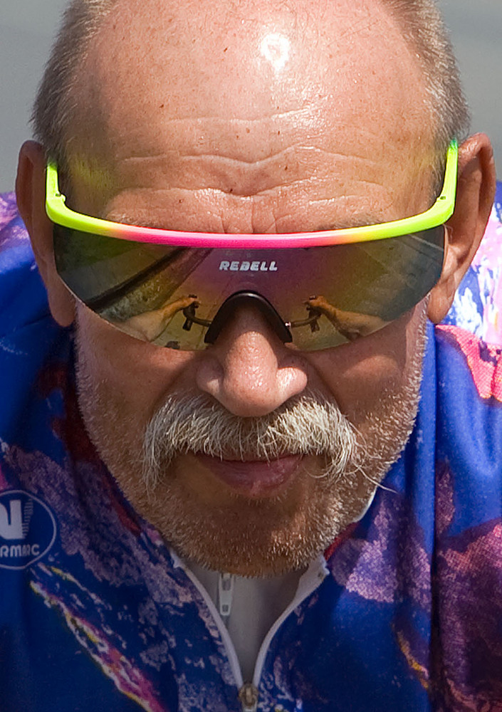 Manni, 68, Hobbyradfahrer