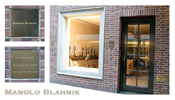 MANOLO BLAHNIK NEW YORK