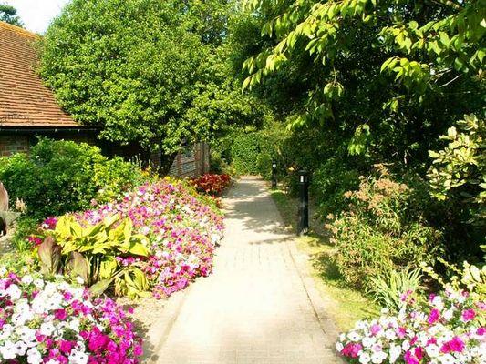 Manor Gardens in Bexhill