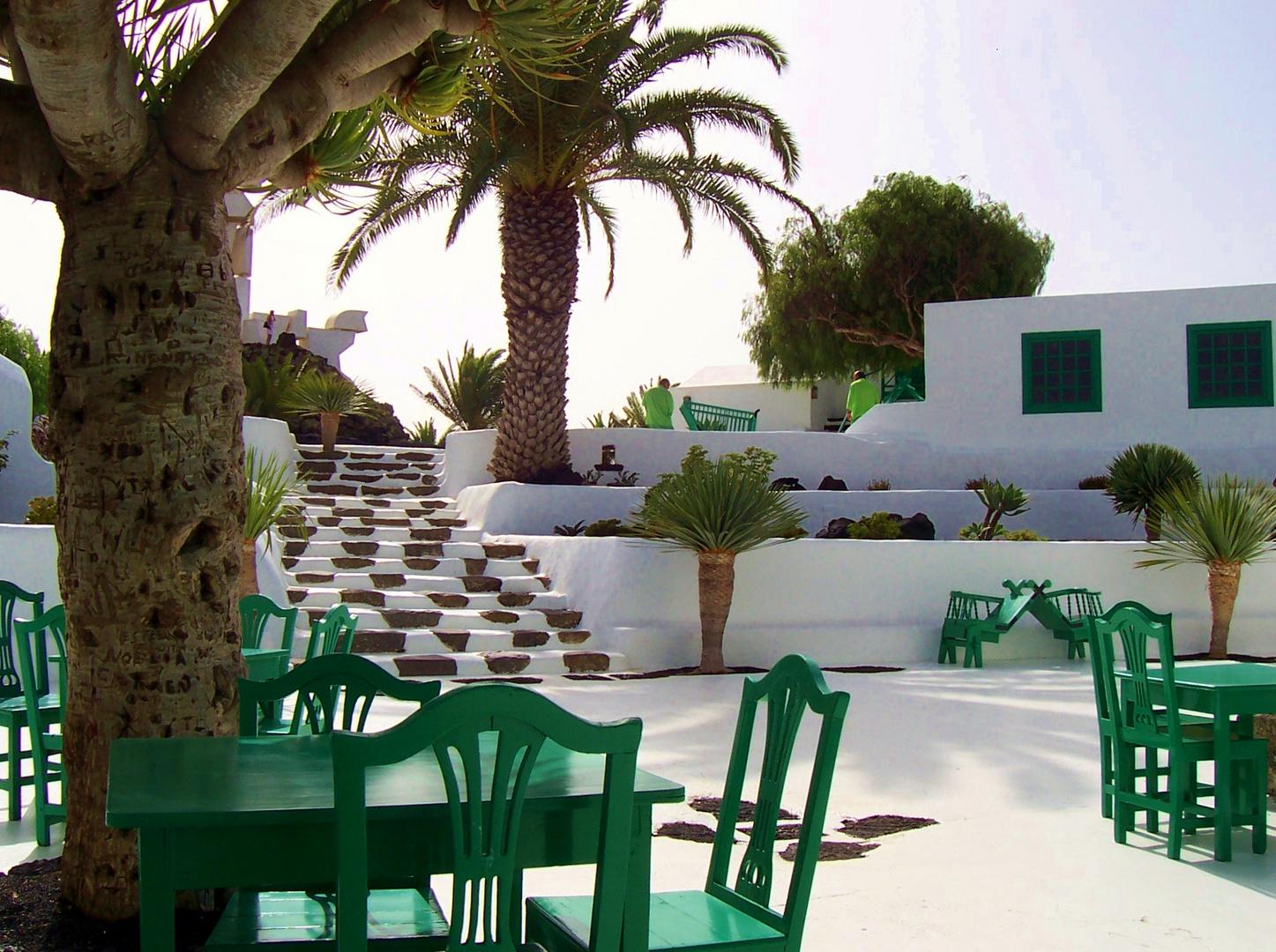 Manrique's Lanzarote