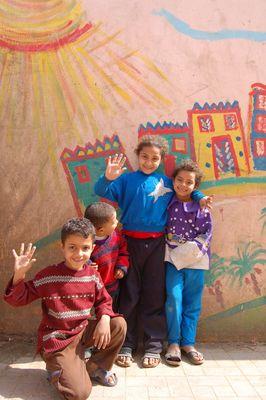 Manshiet Nasr's Children