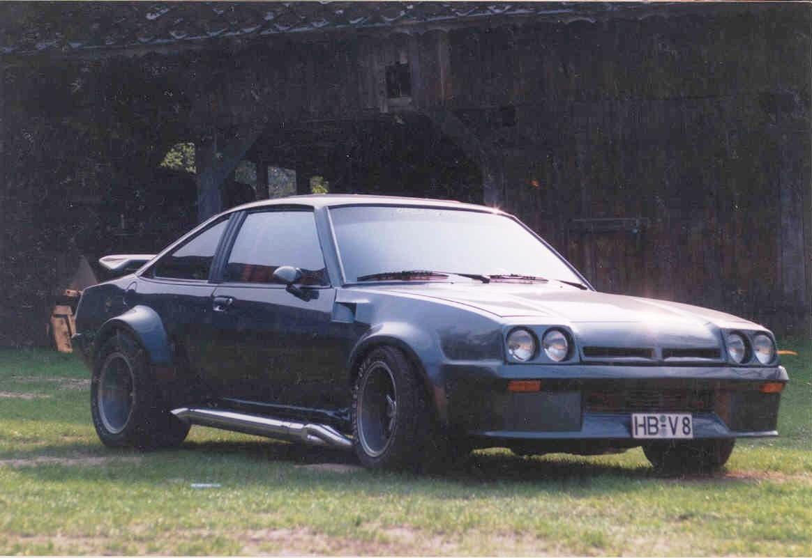 Manta B V8