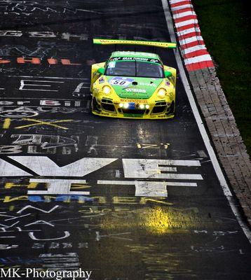 Manthey Porsche 24h-Rennen 2013