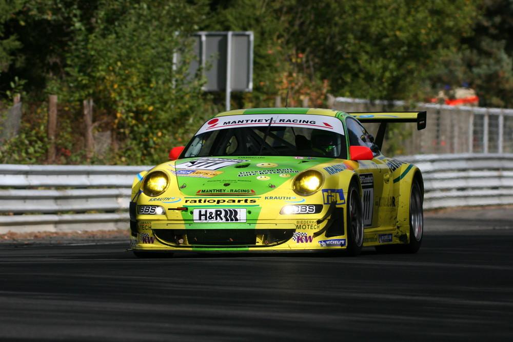 Manthey Porsche