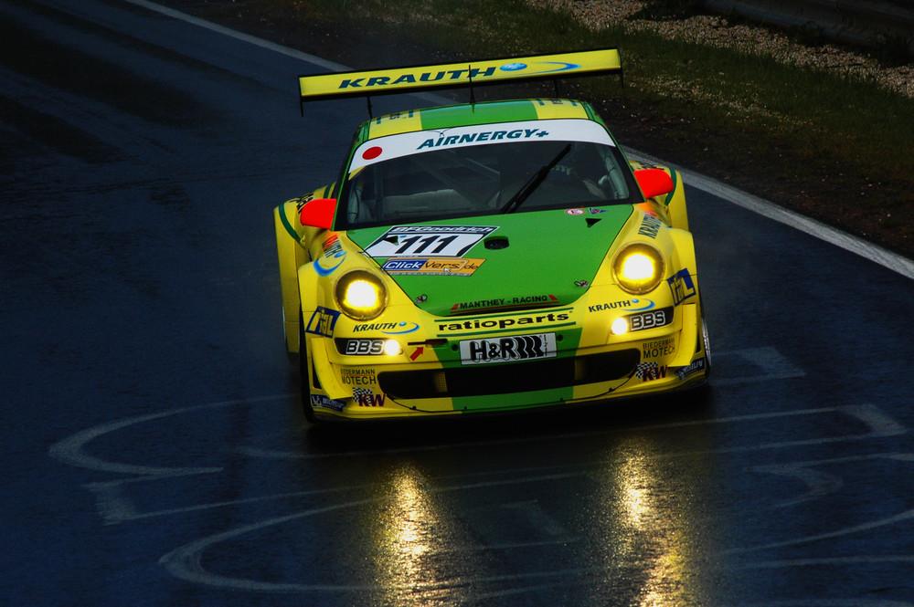 MANTHEY RACING Sieger beim 24 h Rennen am Nürburgring...