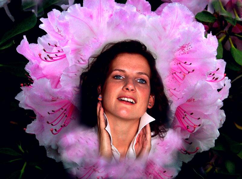 Manu-Du schöne Blume