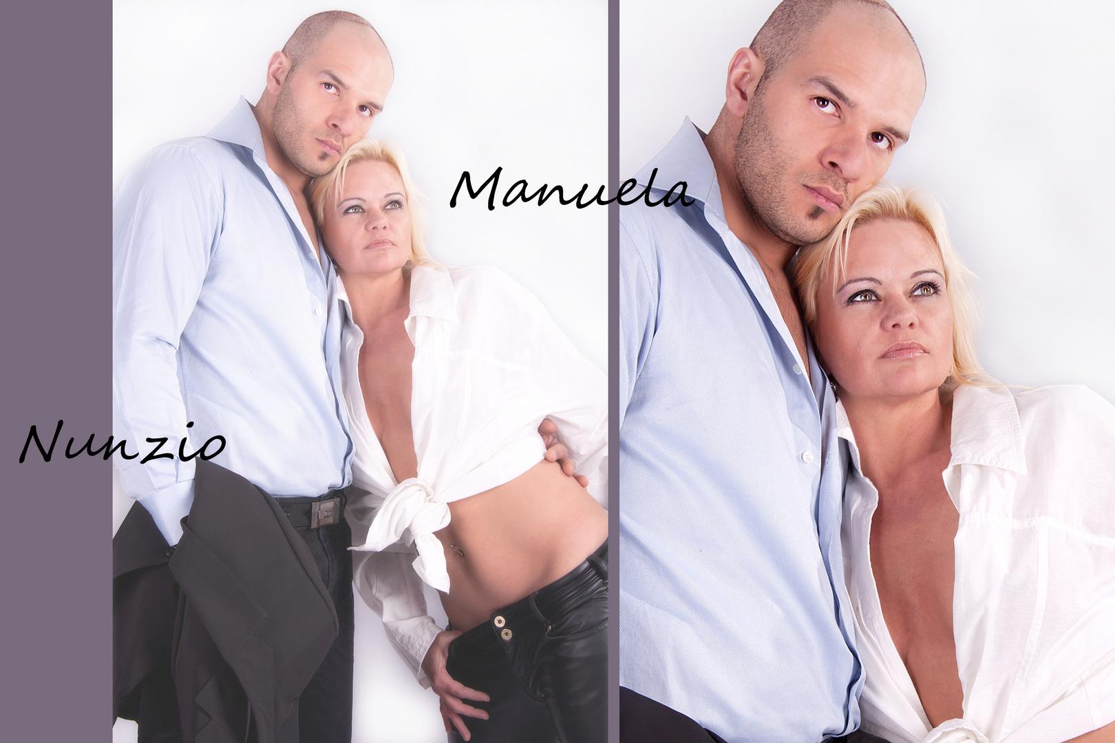 Manuela und Nunzio
