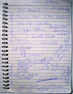Manuskript (zu 12von12)