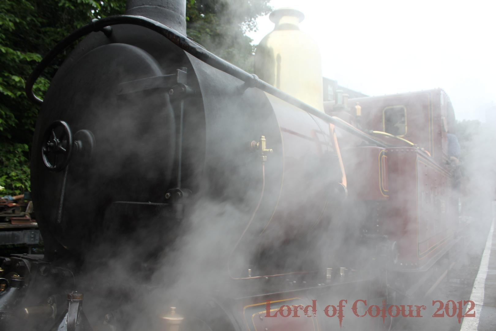 Manx Steam Railway