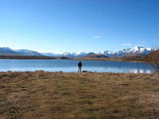 Maori Lakes