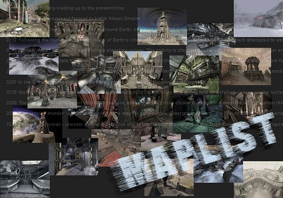 Maplist
