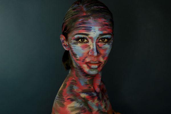 Maquillaje Pictórico/II