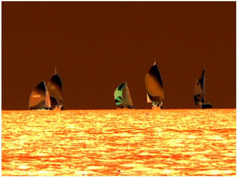 mar de oro . .