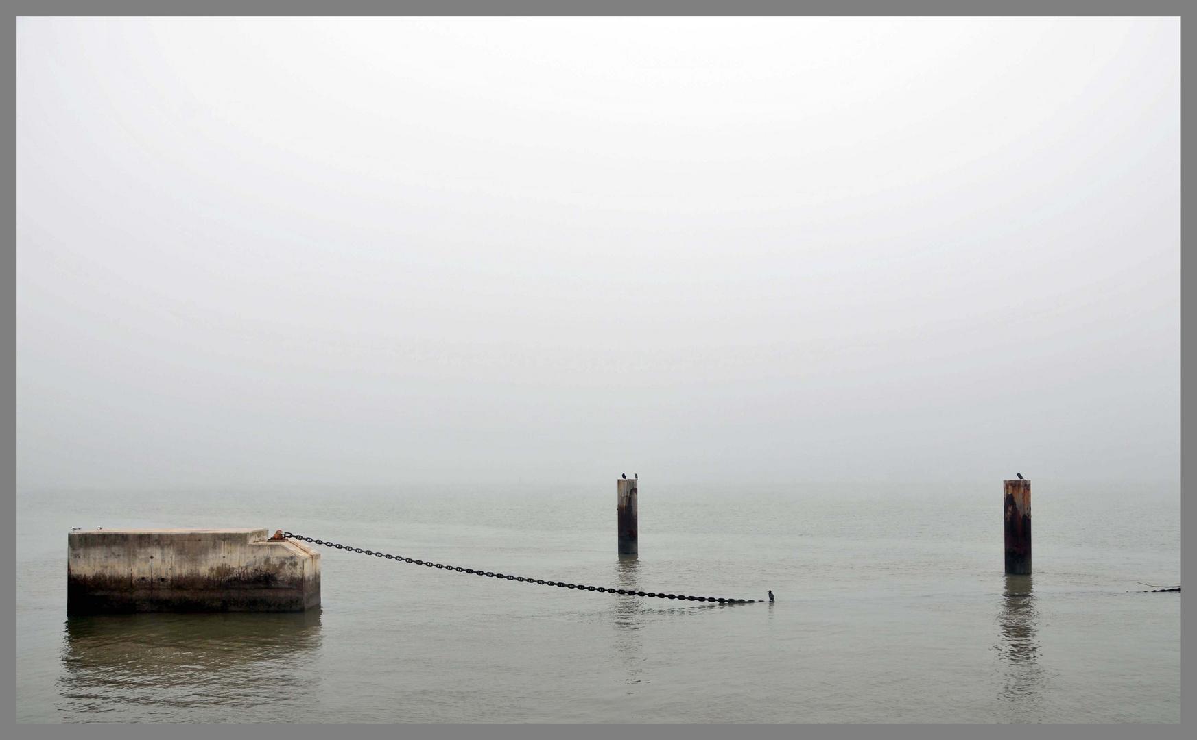 Mar encadenado