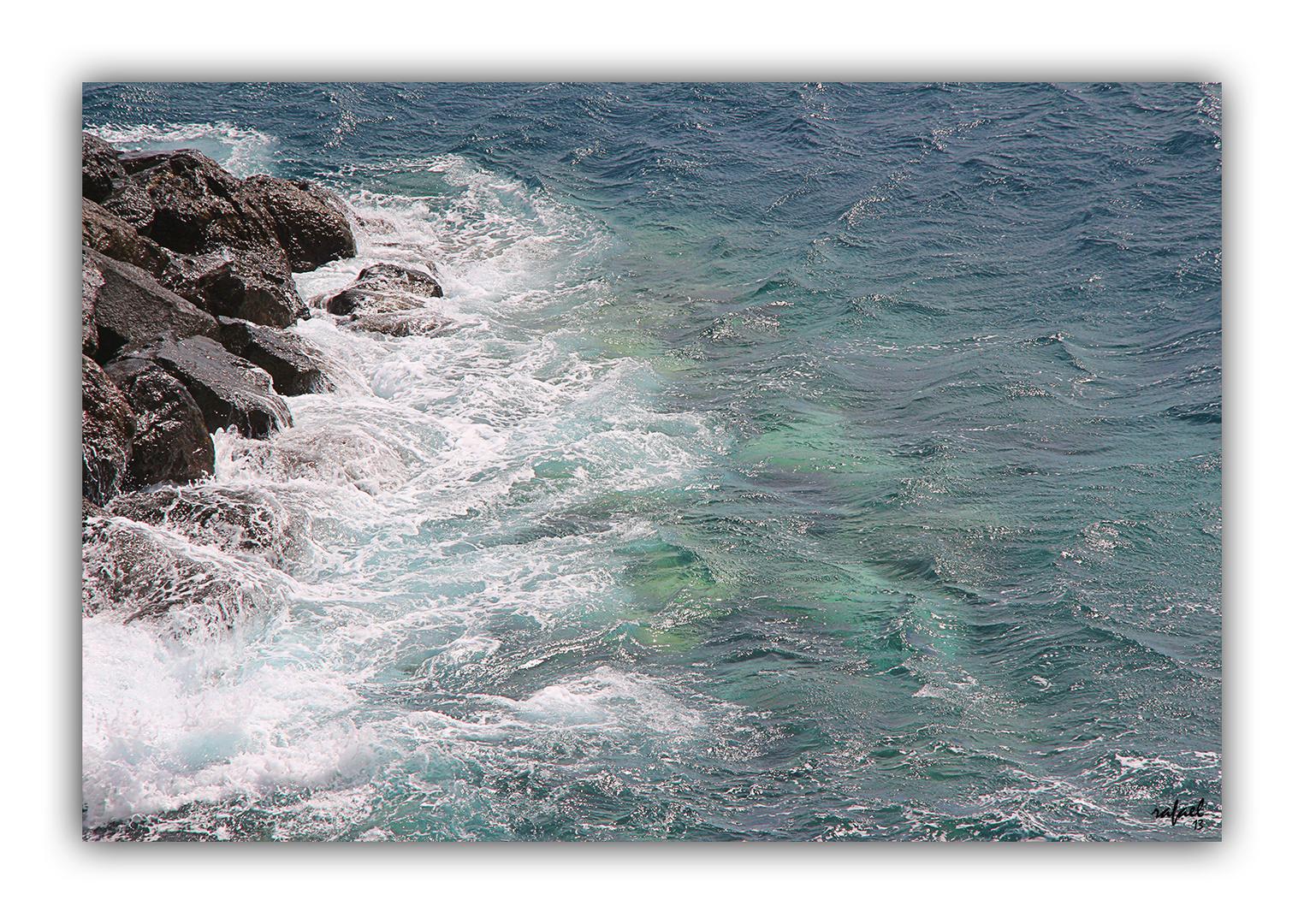 Mar rizada