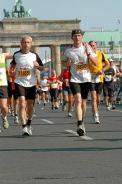Marathon Berlin 2009