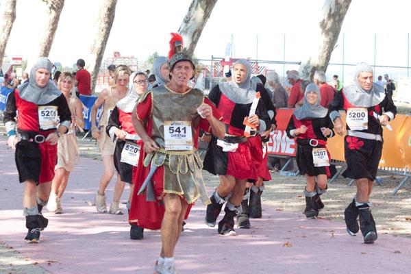 Marathon du Medoc 2012