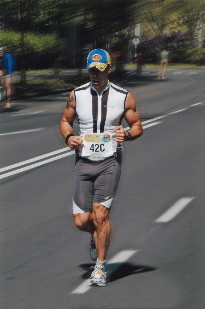 Marathon Linz 2007