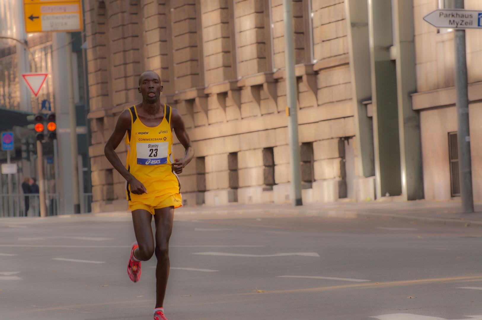 Marathon Runner 2010