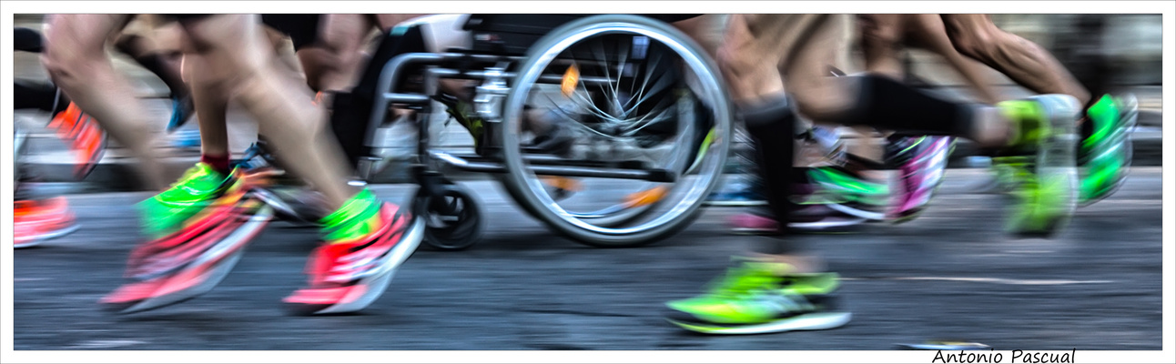 Maratón de Barcelona (1)