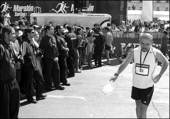 Maratón Santiago 08