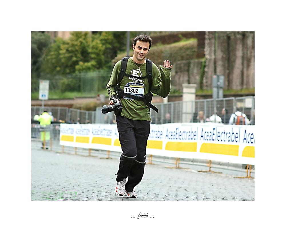 ... Maratona di Roma (Foto 10) - il mio racconto ...