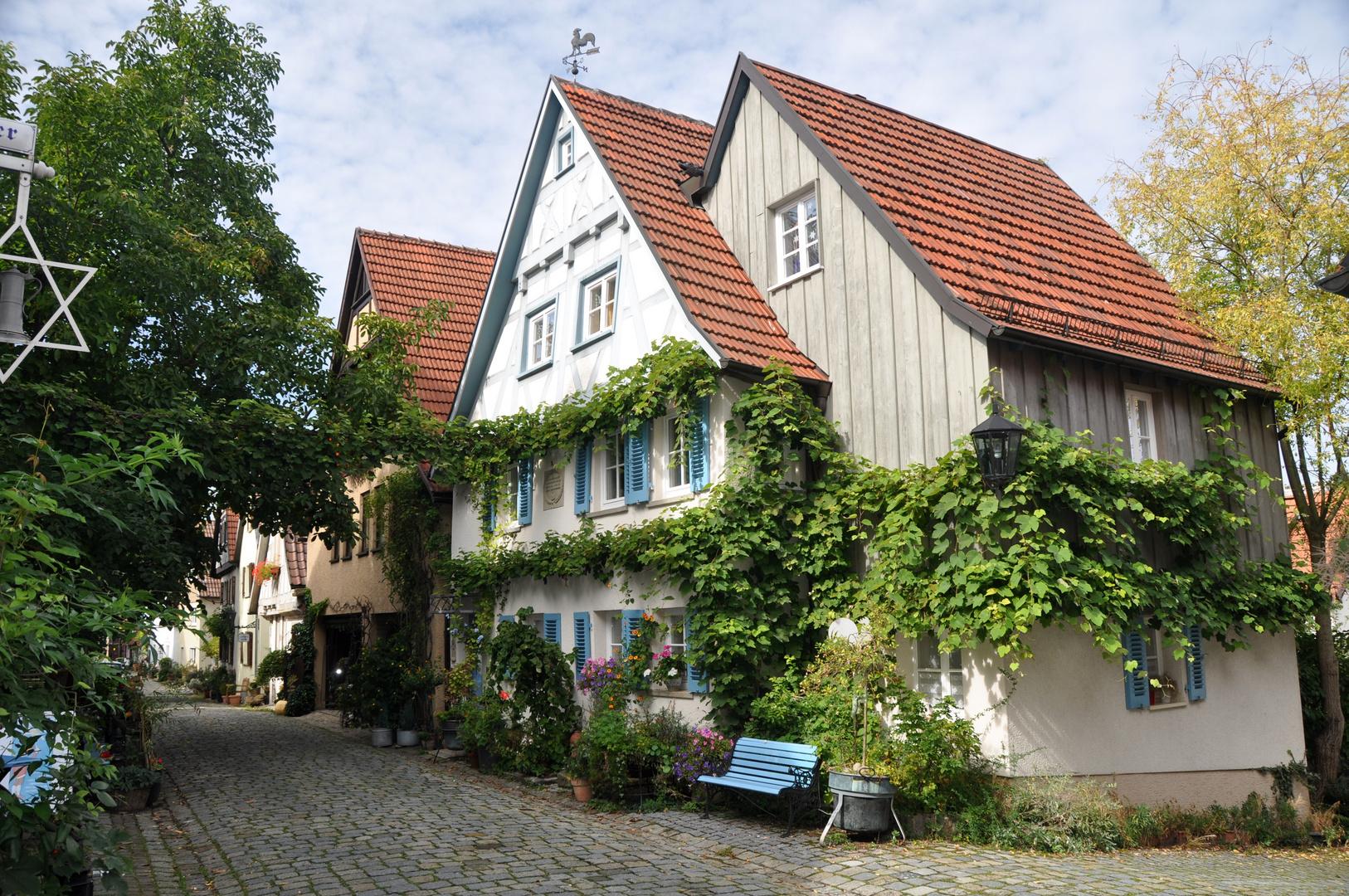 Marbach am Neckar In der Holdergasse-3