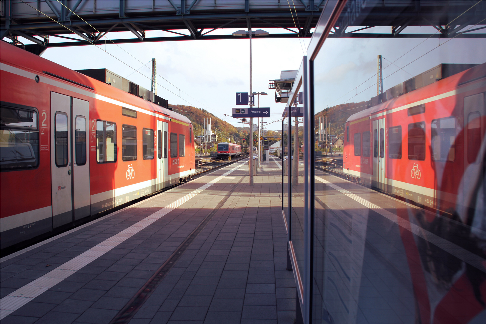 Marburg Hauptbahnhof