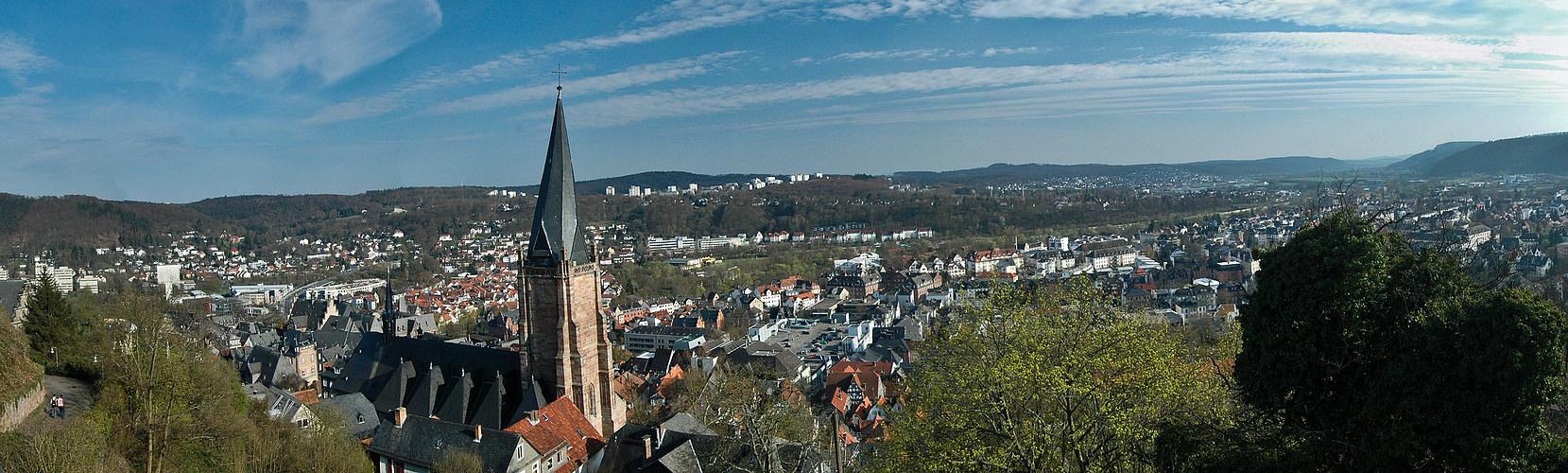 Marburg Panorama