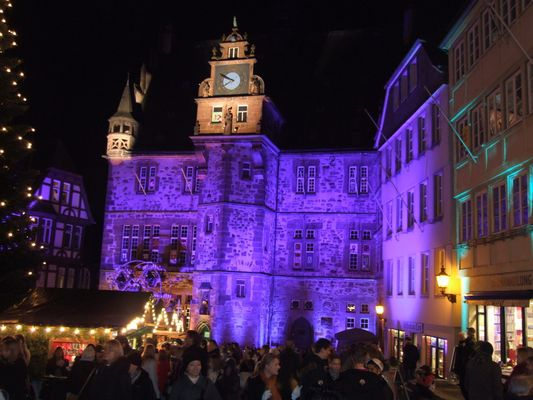 Marburger Rathaus