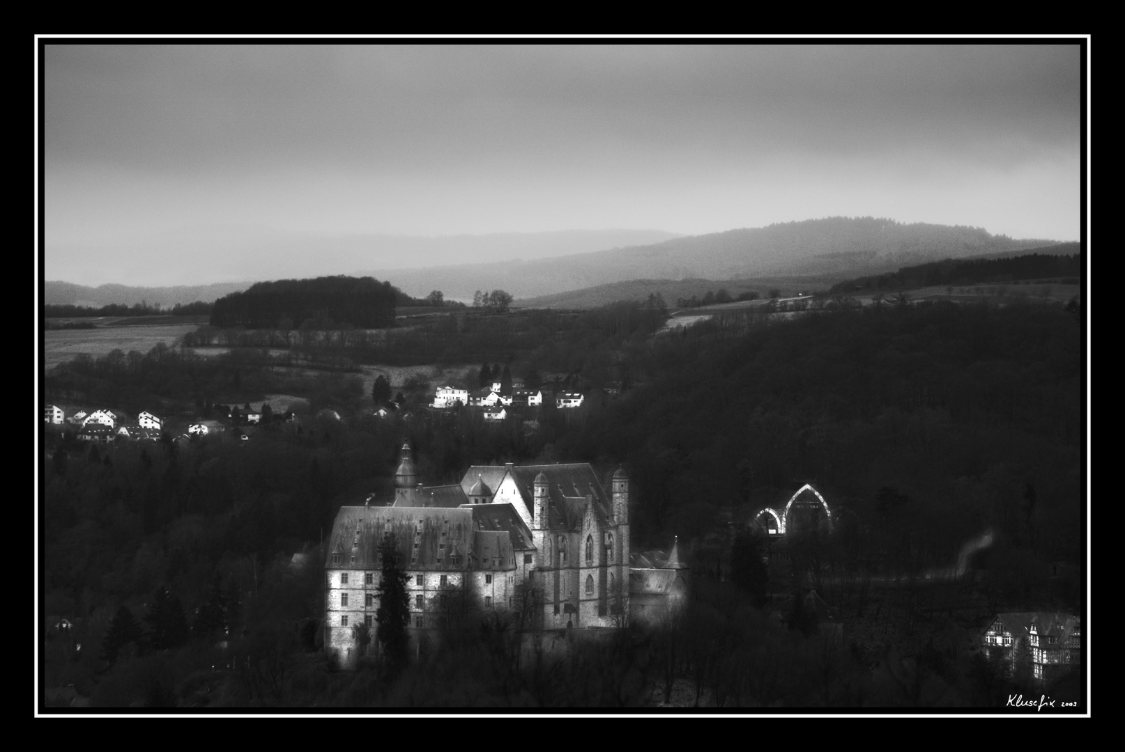 Marburger-Schloss