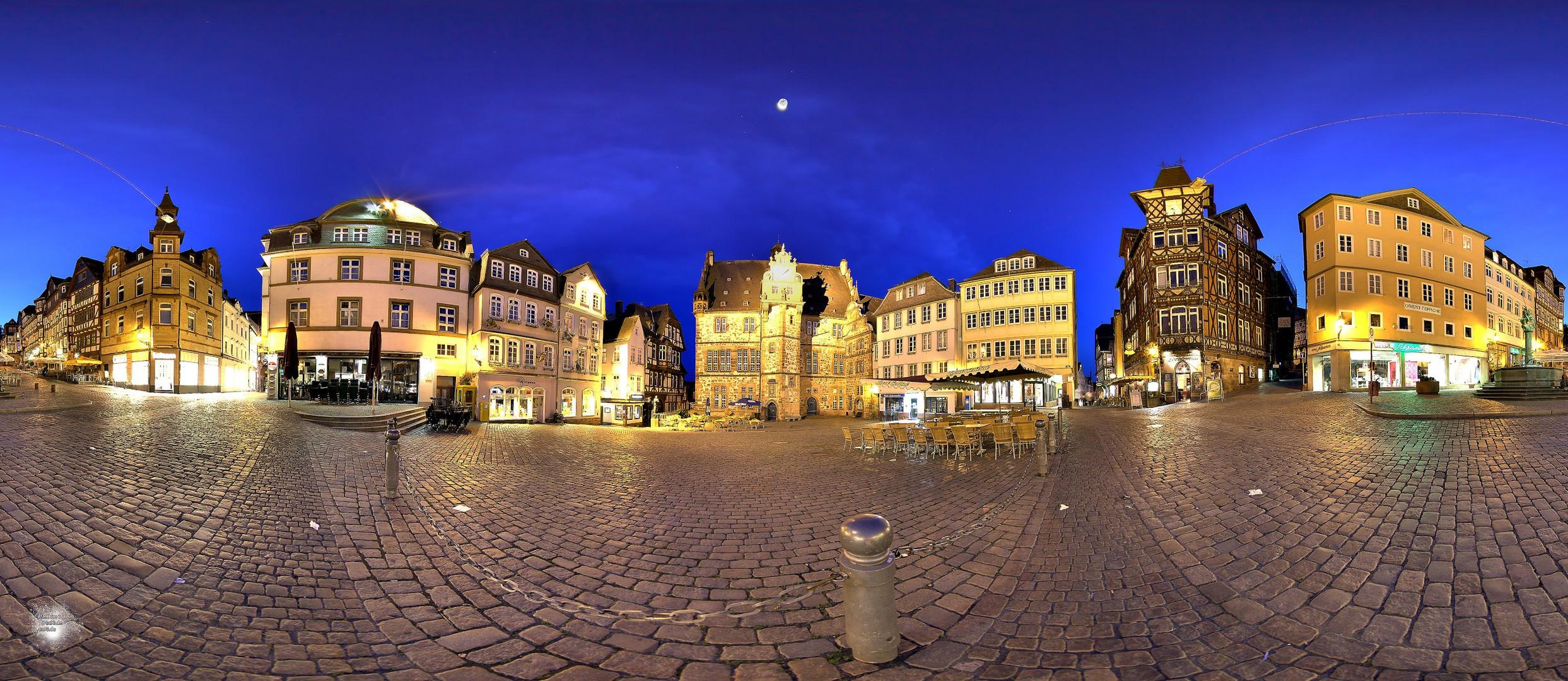 Marburg@night