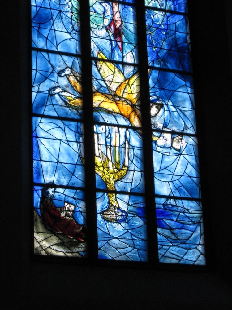 marc chagall foto bild architektur sakralbauten kl ster bilder auf fotocommunity. Black Bedroom Furniture Sets. Home Design Ideas
