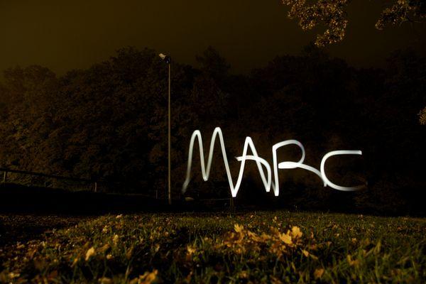 """""""Marc"""" malen"""