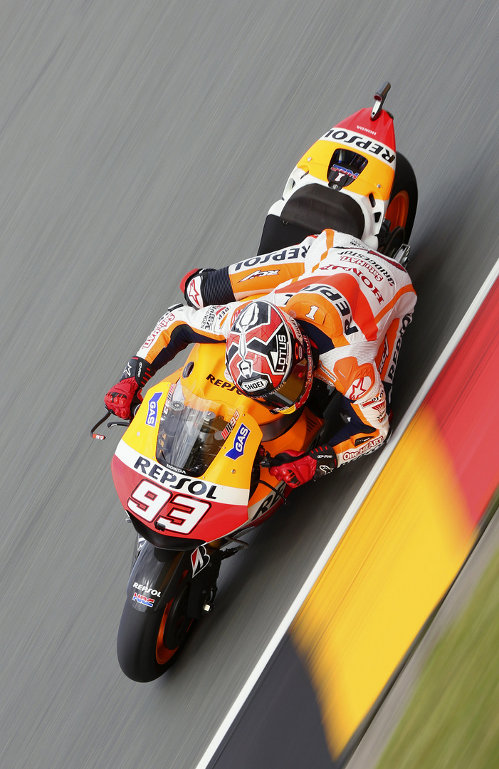 Marc Marquez SPA Repsol Honda Team