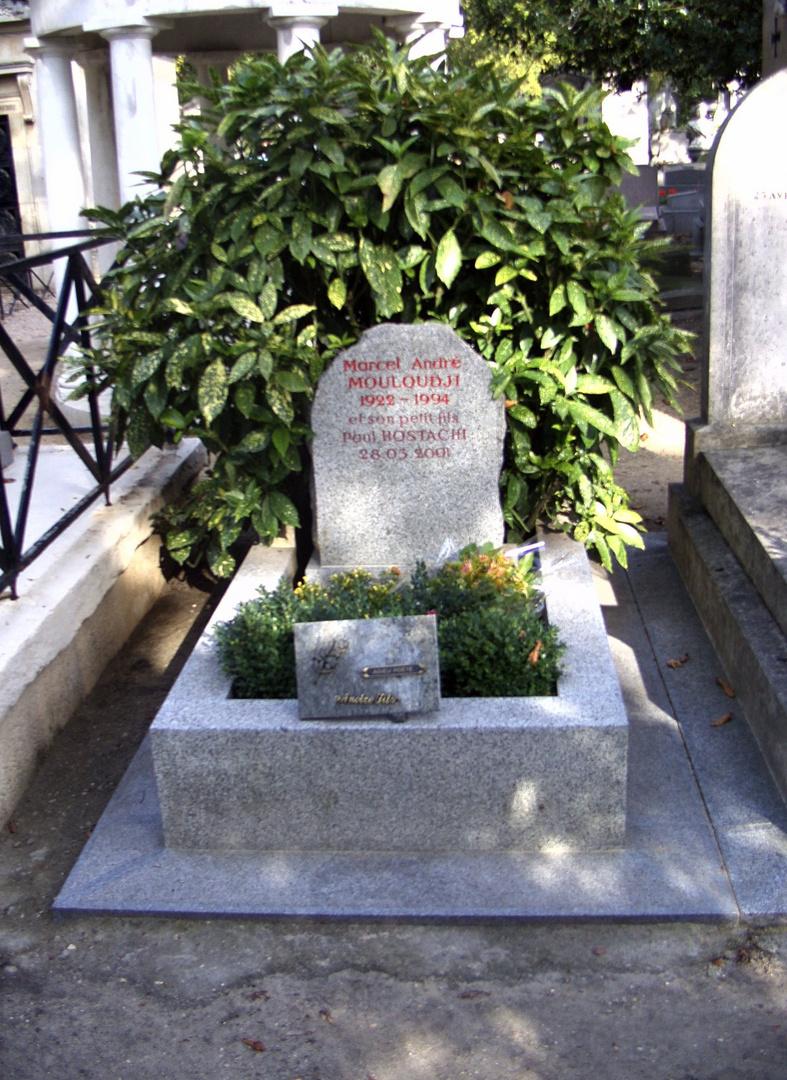 Marcel Mouloudji (1922-1994)